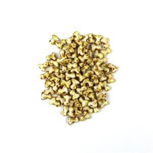Preciosa Ornela Alabaster Travetin Tee Beads, 2x8mm (100pcs)