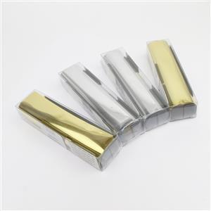 Lisa Pavelka Crafting Foils! Inc; 2x Gold 21x12cm & 2x Silver 21x12cm.
