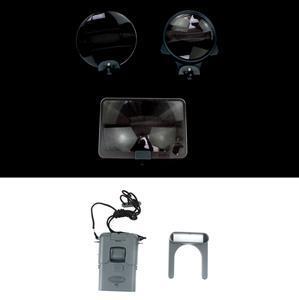 Carson Hobby Magnifier- 3 Lenses 2x,2.5x,3x