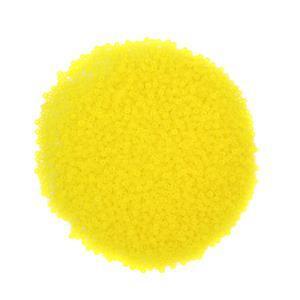 Miyuki Matte Transparent Yellow Seed Beads 11/0 (23GM/TB)