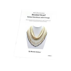 Beaded Scarves Booklet By Monika
