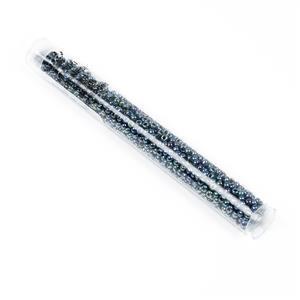 Miyuki Gunmetal Iris Seed Beads 8/0 (22GM/TB)