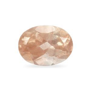 1cts Oregon Sunstone Oval Approx 8x6mm