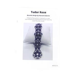 Tudor Rose  Bracelet Booklet by Hannah Osborne