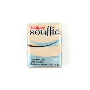 Sculpey Souffle Polymer Clay, Sandcastle (48g)
