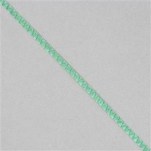 5 Yards Turquoise Wire Mesh 3mm