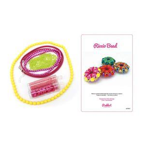 Tropical Riccio Kits with Booklet by Chloe Menage