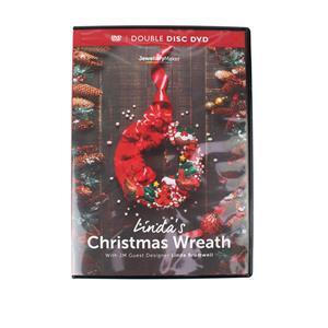Linda's Christmas Wreath DVD (PAL)