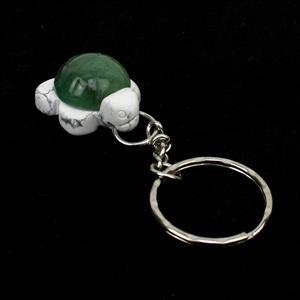 Turtle Key Ring 25mm