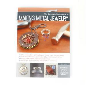 Complete Photo Guide to Making Metal Jewellery