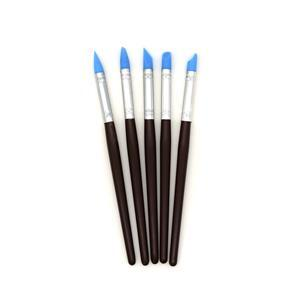 5 Piece Clay Shaper Set With Silicone Tip