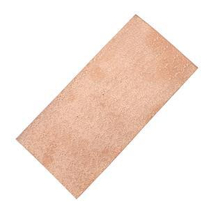 Copper Flower and Leaves sheet Approx size - 5x 2.50inch, Thickness 0.70mm