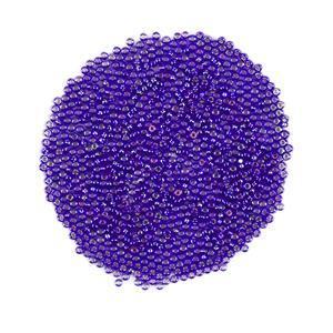Miyuki Semi Matte Violet Lined Amethyst Seed Beads 11/0 (24GM/TB)