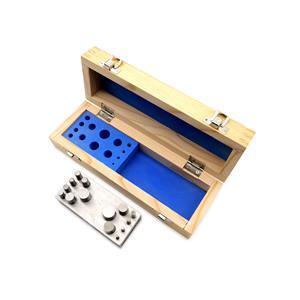 14 piece Disc Cutter in wooden Box