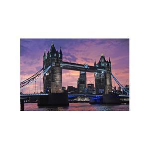 Tower Bridge at Night Diamond Art Kit - 40x60 Square Drills