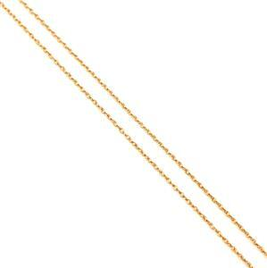 9ct Gold Prince of Wales Chain, 20 Inch