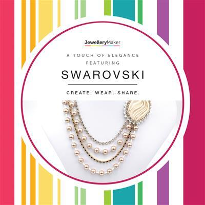 A Touch Of Elegance Featuring Swarovski (DVD) PAL