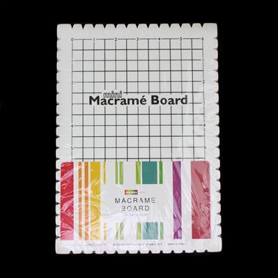 Mini Macrame Board 26.5x18.5cm