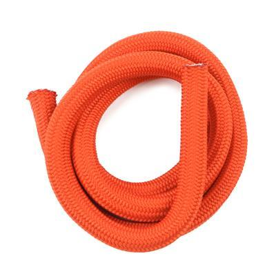 1m Burnt Orange Polyester Rope Approx 12mm