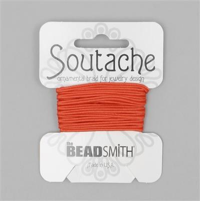 Saffron Soutache Cord 3yards 3mm