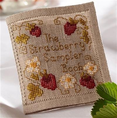 Strawberry Sampler Book Kit