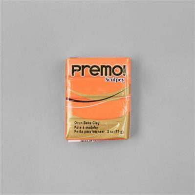 Premo! Sculpey Polymer Clay Orange 57g