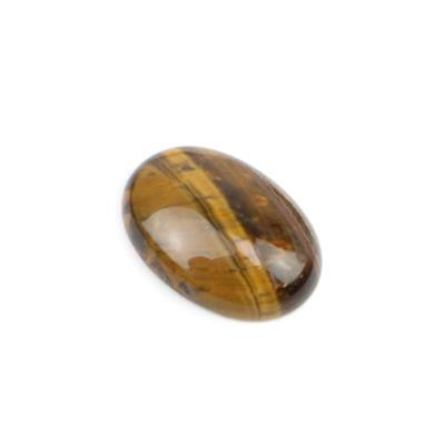 12cts Maple Tiger Eye Oval Cabochon Approx 25x18mm