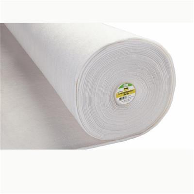 Cotton Mix Wadding 80/20 Light & Soft Blend 244cm width 0.5m
