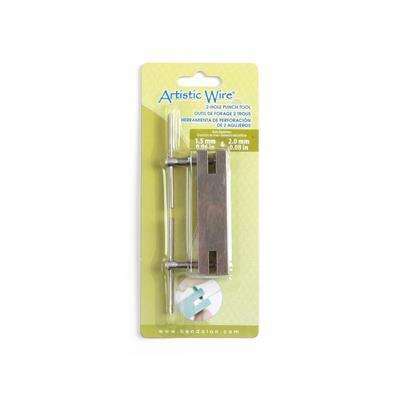 Artistic Wire 2-Hole Punch (1.5mm/0.06