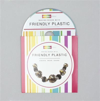 Making Beads with Friendly Plastic DVD (Pal)