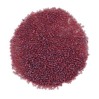 Miyuki Cranberry Gold Lustre Seed Beads 15/0 (8.2GM/TB)