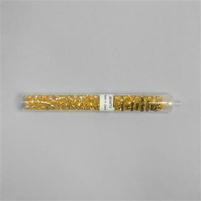Miyuki Silver Lined Light Gold Seed Beads 6/0 (20GM/TB)