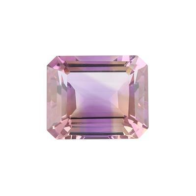 5.20cts Anahi Ametrine Step Cut Octagon 12x10mm.