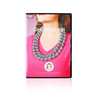 Cellini Spiral with Kleshna DVD (PAL)