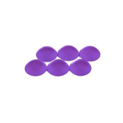 Lavender Luna Round Cabochons Approx 14mm (6pcs)