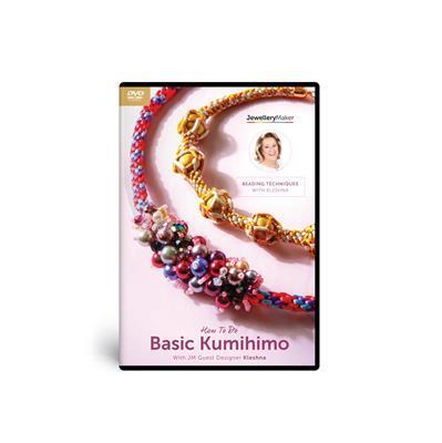 Kleshna's How To Do Basic Kumihimo (DVD PAL)