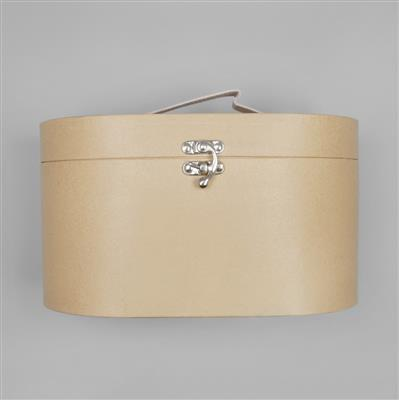 Brown Kraft Paper Display Chest 25x14x14cm