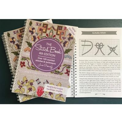 The Stitch Book 4th edition by Jane Greenoff (Signed)