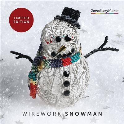LIMITED EDITION Wirework Snowman DVD (Pal)