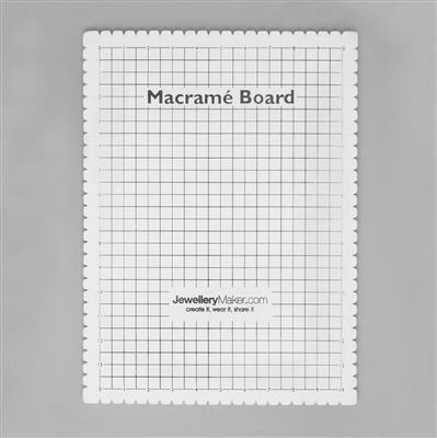 Macrame Board 39x29cm