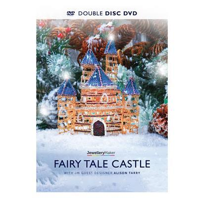 Limited Edition Fairy Tale Castle Double Disc DVD (PAL)
