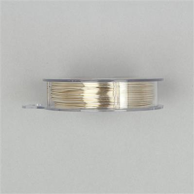 15m Silver Plated Copper Wire 0.25mm