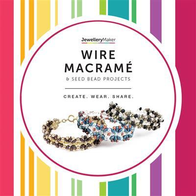 Wire Macrame And Seed Bead Projects DVD (PAL)