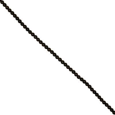 95cts Smokey Quartz Plain Rounds Approx 6mm 15-16