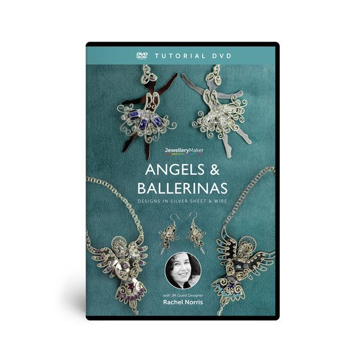 Angels & Ballerinas DVD (PAL)