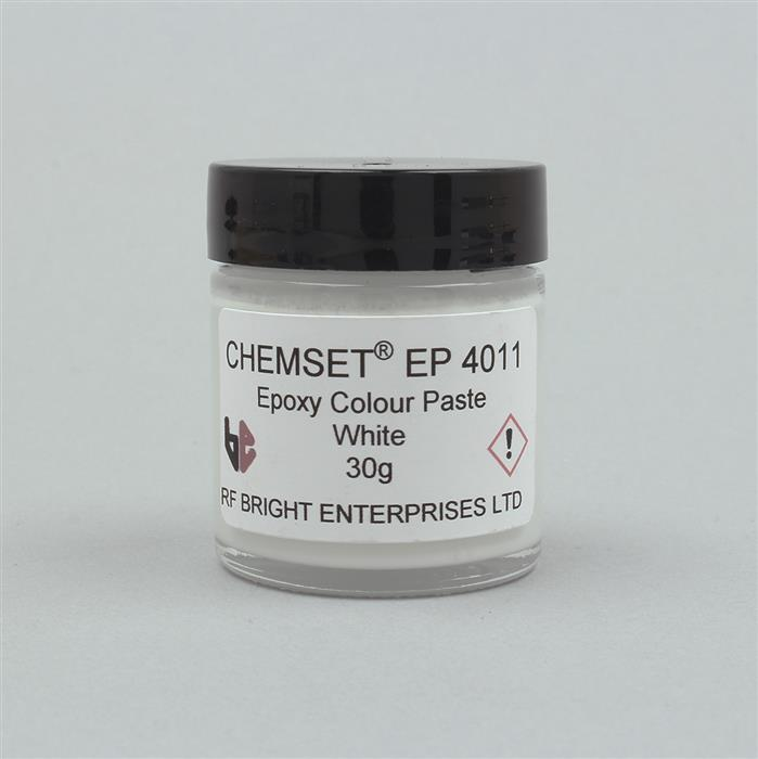 Opaque Resin Colour Paste - White 30g