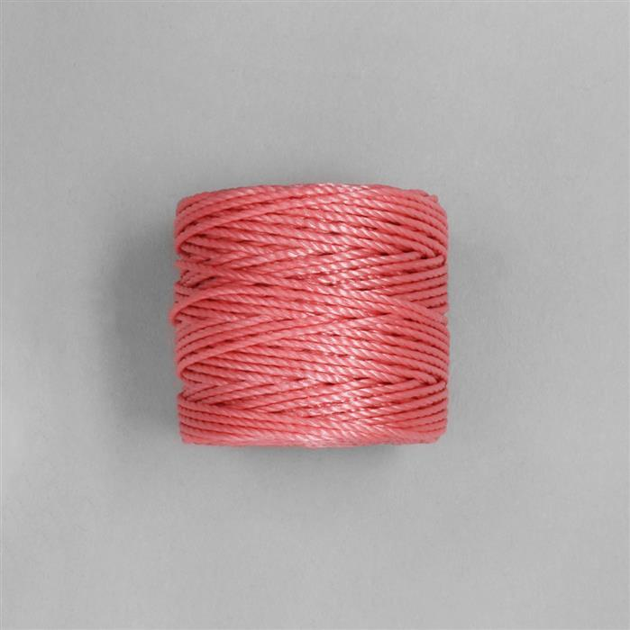 32m Pink S-Lon Cord Approx 0.9mm