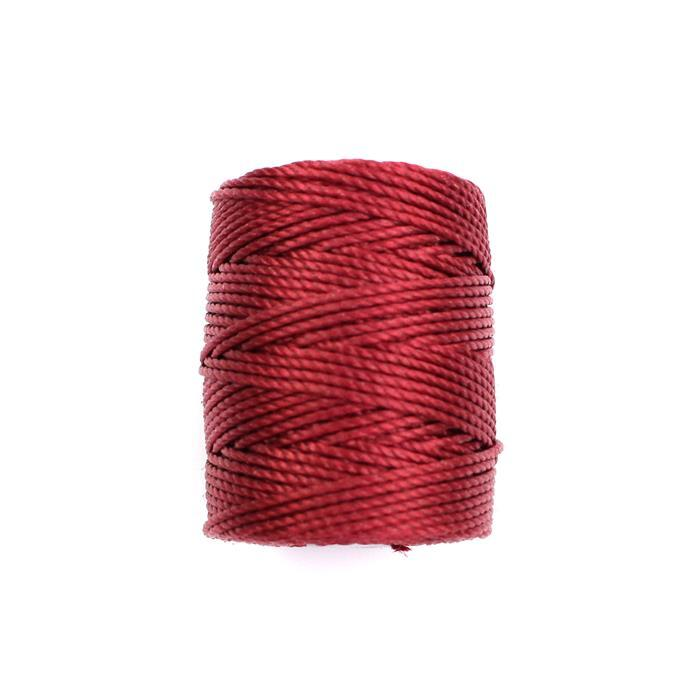 32m Red Nylon Cord Approx 0.9mm
