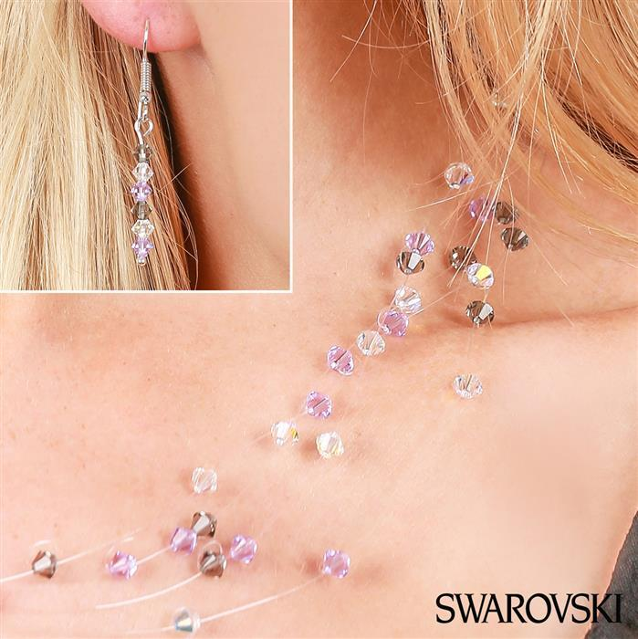 Crystal Jewellery Kit - Embellished With Crystals From Swarovski®