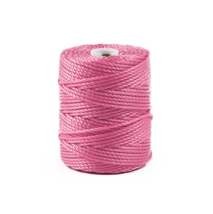 32m Pink Nylon Cord Approx 0.9mm